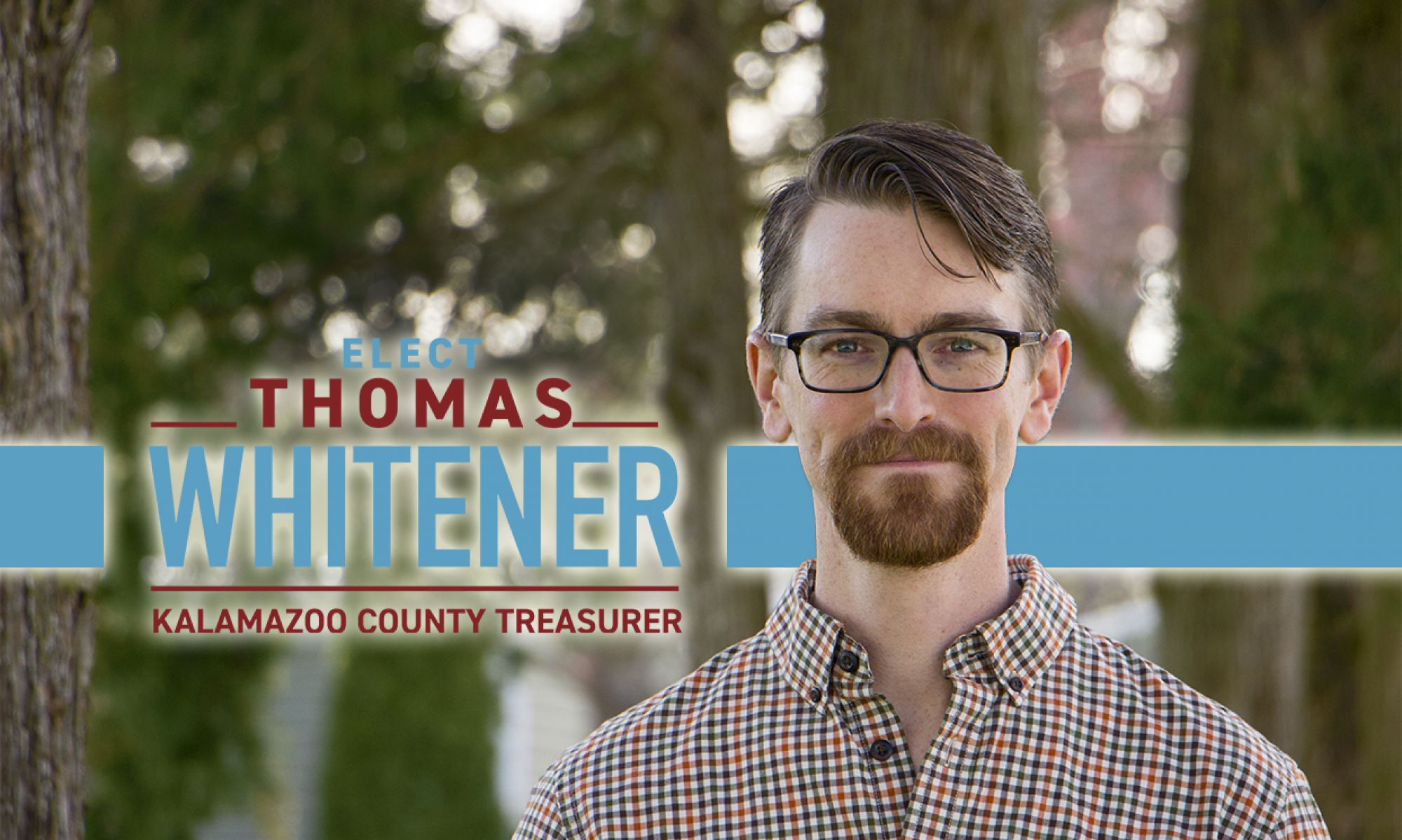Thomas for Kalamazoo Treasurer